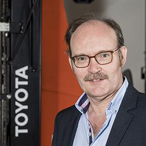 Peter De Wolf