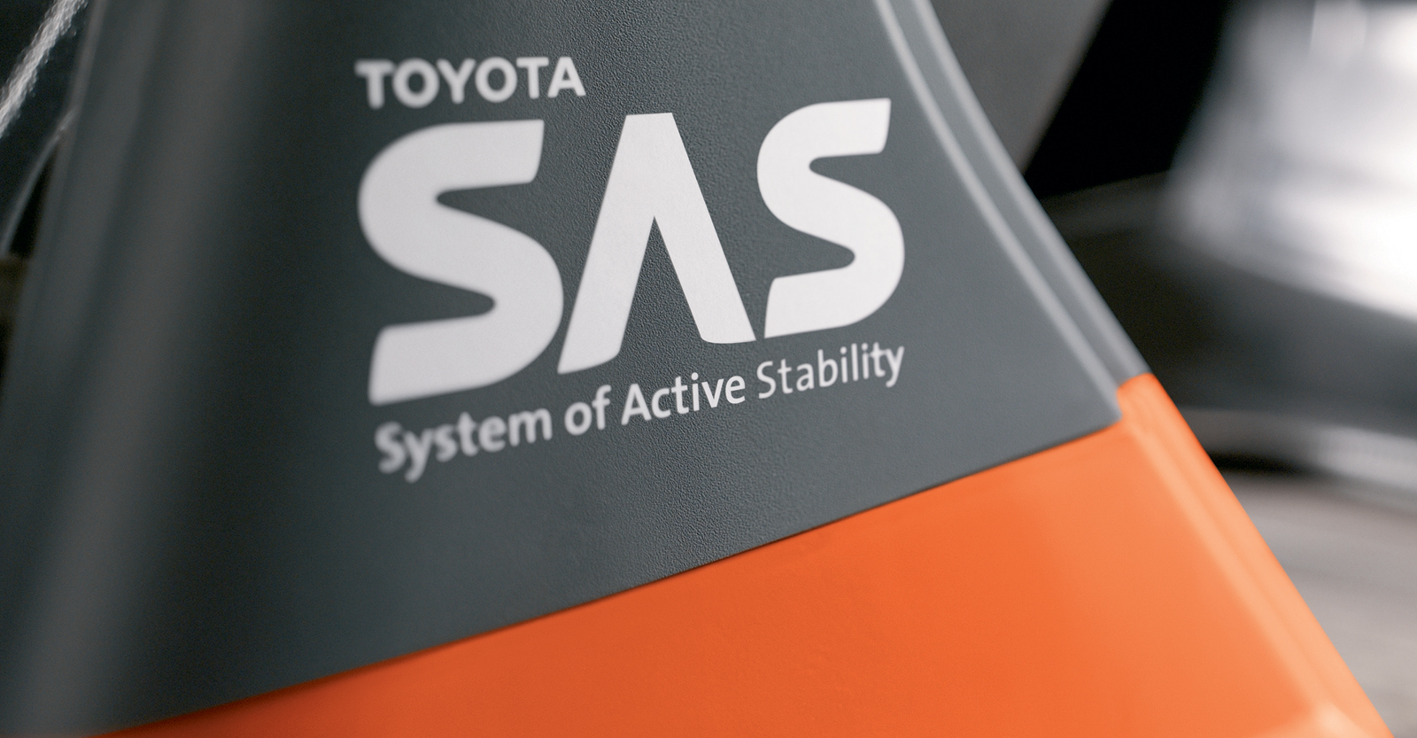 System of Active Stability (SAS) – het draait allemaal om vertrouwen