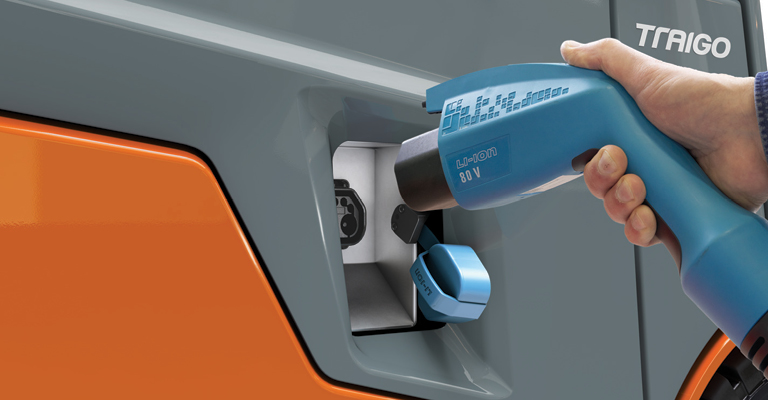 Voordelen van lithiumbatterijen voor elektrische heftrucks